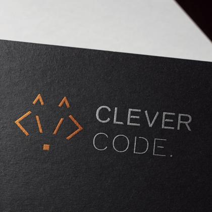 Identyfikacja wizualna dla Clever Code