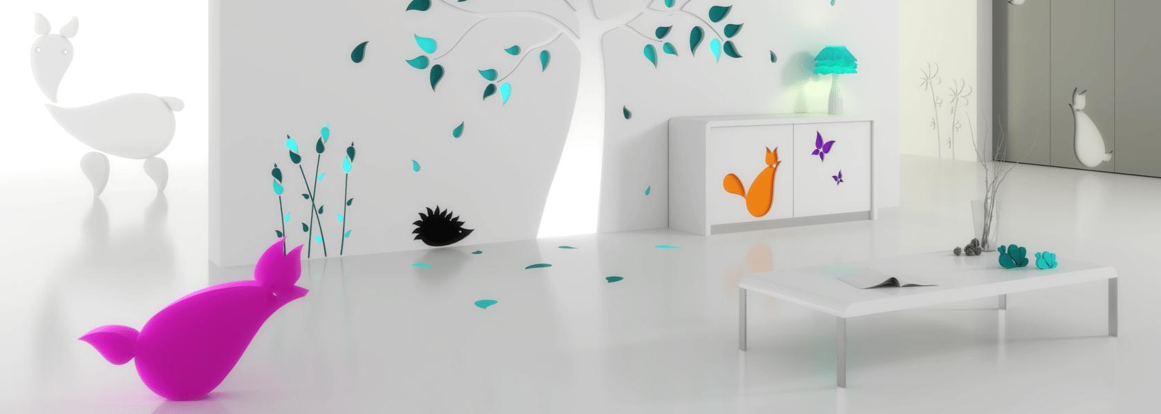 Kropla Życia – linia mebli dziecięcych dla Alvo