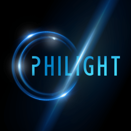 Visual identity for a distributor of Philips lighting