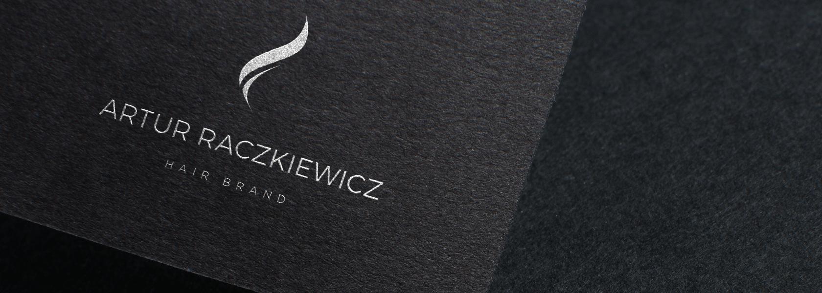 Nowe logo dla salonu fryzjerskiego Artur Raczkiewicz Hair