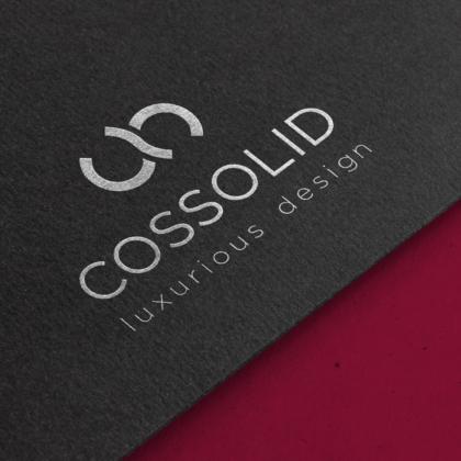 Identyfikacja wizualna dla producenta brodzików Cossolid