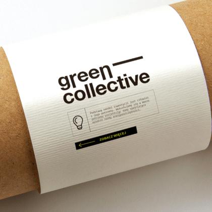 Identyfikacja wizualna dla dewelopera Green Collective