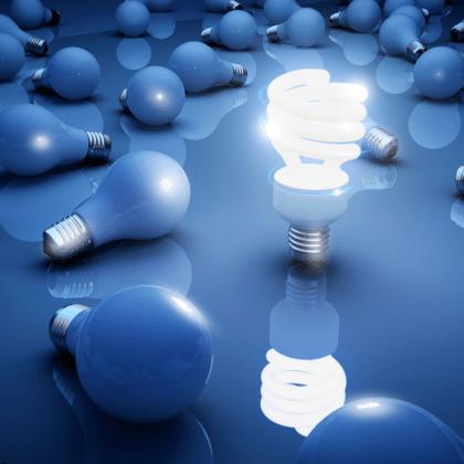 Opracowanie nazwy dla dystrybutora oświetlenia Philips
