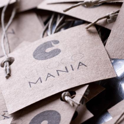 Nowa identyfikacja wizualna dla manufaktury czekoladek Chocomania