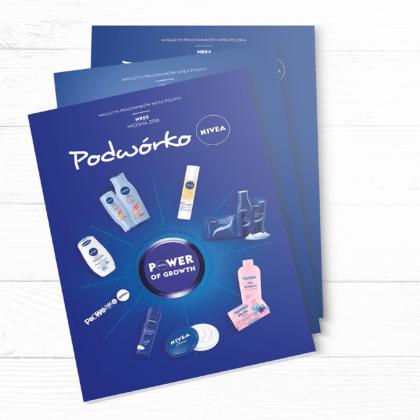 Custom Publishing dla Nivea Polska