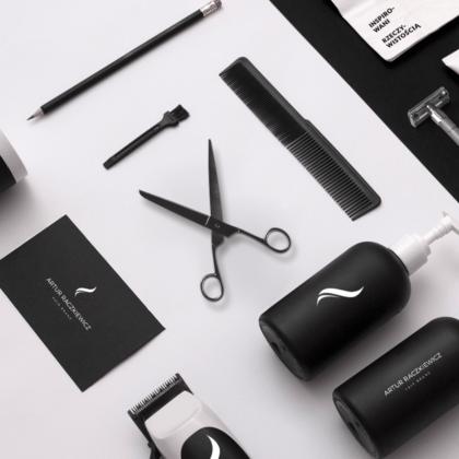 Rebranding salonu fryzjerskiego Artur Raczkiewicz Hair