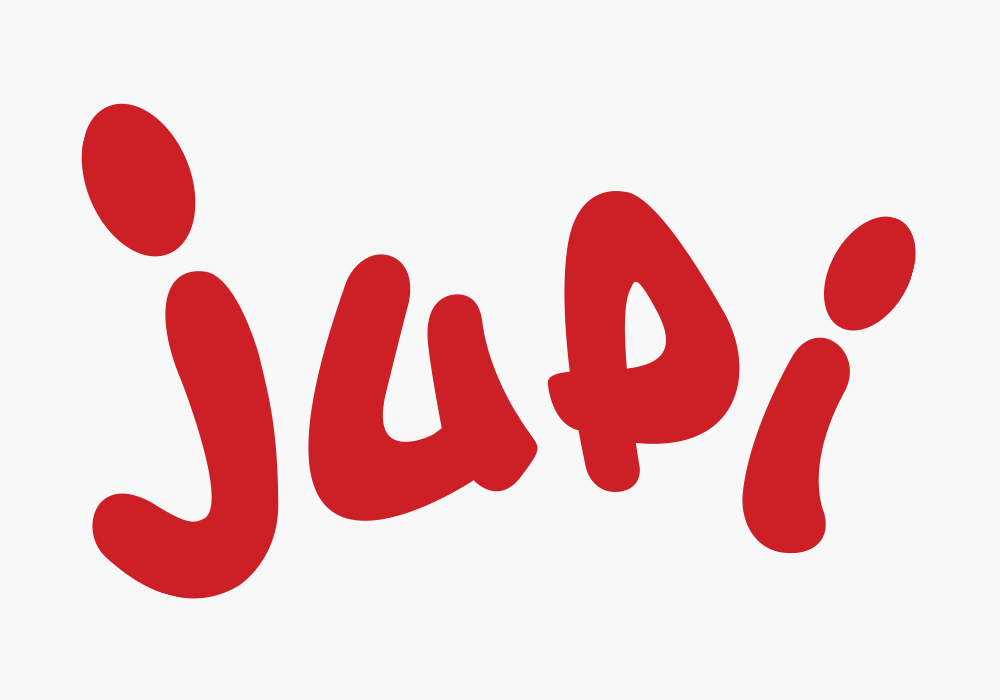 Visual identity for Jupi a delicacy for dogs